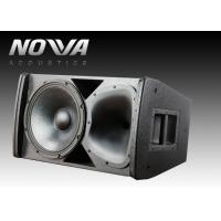 Buy cheap 400w Power Nightclub Speaker Systems 8Ohm Impedance For Event / KTV from wholesalers