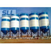 China High Performance 50 Ton Cement Storage Silo With ISO / CE / SGS Certificate wholesale
