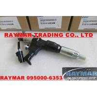China DENSO common rail injector 095000-6353 095000-6352 for KOBELCO SK200-8 SK260-8 wholesale