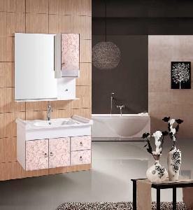 China Bathroom Cabinet / PVC Bathroom Cabinet (W-172) wholesale