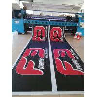 China Double Sided Vinyl Mesh Banner Outside With Copper Grommets Uv Resistant wholesale