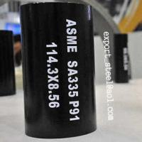 China ASTM A335 P91 Alloy Seamless Steel Pipe wholesale