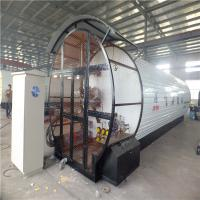 China Carbon Steel Asphalt Storage Tank With Several Groups Electric Heater wholesale