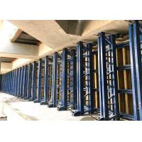 China Easily Assembled Single Sided Wall Formwork For Concrete Pouring Construction wholesale