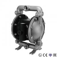 China Durable Pneumatic Double Diaphragm Pump , Air Operated Diaphragm Pump on sale
