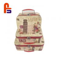 Buy cheap High Durability Cardboard Suitcase Box Recyclable Materials Without Pollution from wholesalers