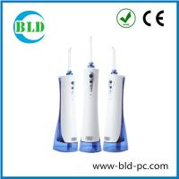 China 220ML Volume Dental Water Pick Teeth Cleaner with Built-In Water Tank and Rechargeable Battery 2 Nozzles on sale