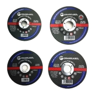 China Cut Off Abrasive EN12413 4 Inch Metal Cutting Discs For Industrial wholesale
