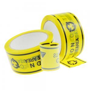 China Pressure Sensitive Walkway Floor 0.15mm ESD Marking Tape wholesale