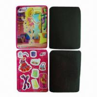 China 3D fridge magnet sticker, safe for children, non-toxic, used for promotional and advertising purpose wholesale