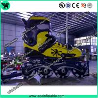 China 3.5m Inflatable Rollar Blade,Inflatable shoes,Giant Inflatable Shoes wholesale