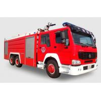 China 18 meter AERIAL water tower fire truck on sale
