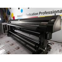 China High Speed 1800mm Large Format Solvent Printer DX7 For Eco Friendly Printing wholesale