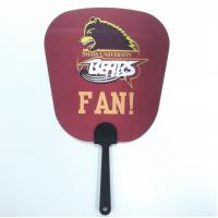 China Promotion 3D Lenticular Hand Fans Custom Printed Hand Fan With Lenticular Printing wholesale