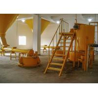 China Automatic Electronic Powder Metering Concrete Mixing Plant For AAC Panel wholesale