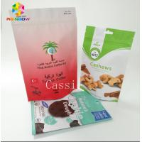 China Digital Printing Snack Bag Packaging Resealable Aluminum Foil Stand Up Pouches wholesale