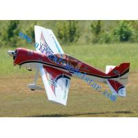 China YAK54 50CC red style Professional balsa wood rc model manufactory wholesale