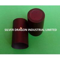 China PVC SHRINKABLE WINE CAPSULE WITH TEAR TAB wholesale