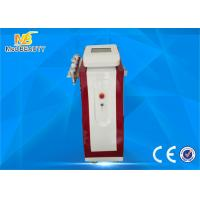 China 2016 Vertical Elight , RF , Cavitation , Vacuum Beauty Device Red And White wholesale