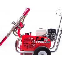 China Hydraulic Pump Gas Powered Airless Paint Sprayer For Interior Walls Painting wholesale