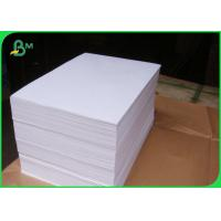 60/70/80gsm high brightness Cheap Price woodfree offest paper for notebook