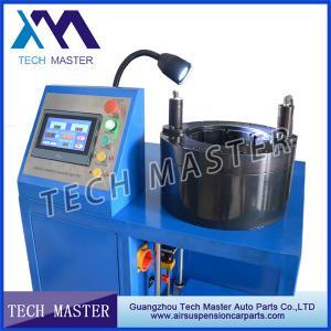 China Air Suspension Hydraulic Hose Crimping Machine Hose Crimper For Air Shock wholesale
