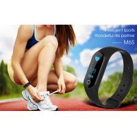 Quality Health Smart Waterproof Fitness Tracker Bracelet Watch Support Remote Control Camera for sale