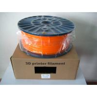 China 1.75mm 3mm plastic rods ABS filament wholesale