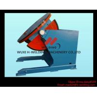 China Automatic Pipe Welding Turning Table With T-Slots for Clamping Work-Piece 300KG wholesale