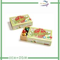 Quality Fashional Eco Friendly Chocolate Candy Gift Boxes OEM Design for sale