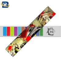 China Custom 3d lenticular Ruler Straight Rulers Promotional Gift Stationery wholesale