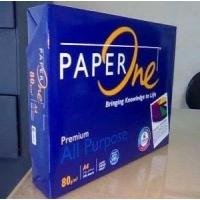 China a4 size copy paper 80gsm on sale