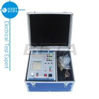 White High Voltage Test Equipment : Automatic manual high voltage testing equipment with