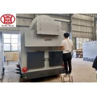 Automatic Feeding Horizontal Coal Powered Boiler Q245R Steel Plate Material
