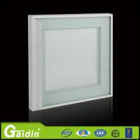 Quality High end customized anodized interior toilet bathroom window door and mirror for sale