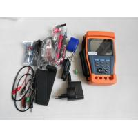 China Digital RJ45 Cable CCTV Tester , CCTV Camera Tester with Optical Power Meter wholesale
