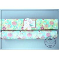 China White Lily Fragrance Shelf Liner Essencial Oil / Perfumed Drawer Liners wholesale