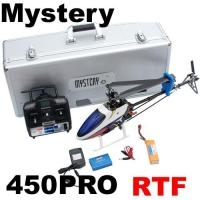 China 450PRO Rtf 3D 2.4G 6CH RC Helicopter Clone Align Trex (10030705) wholesale