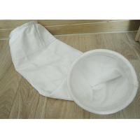 Quality Micron PTFE Teflon Micron Filter Bag high temperature fabric cloth for sale