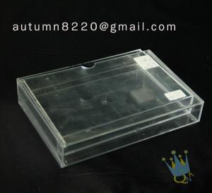China BO (57) acrylic name card case wholesale