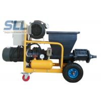 China Multi Function Cement Spray Plaster Machine For Building Internal / External Wall wholesale