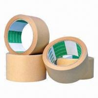 Buy cheap Kraft paper tapes, suitable for sealing boxes and cartons from wholesalers