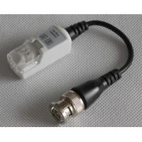 China CCTV Passive Video Balun , UTP Video Transmitter And Receiver wholesale