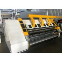China 3 PLY Corrugated Cardboard Making Machine Width 1600mm 120m/Min For Paper Box Making wholesale