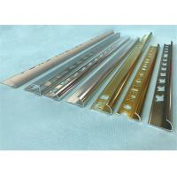 China 6063 T5 Aluminium Extrusion Profile / Aluminium Floor Strips wholesale
