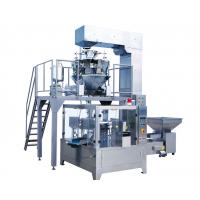 Buy cheap 304 Stainless Steel Automatic Rotary Powder Filling Machinery Custom Made from wholesalers