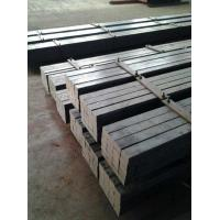 China Hot Rolling Overhead Crane Parts Long Traveling Rail Flat Bar 50*30 Material Q345B wholesale