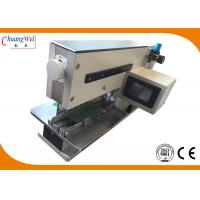 China Guillotine Cutter PCB Cutting Machine for Metal Board With Linear Blades wholesale