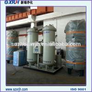 China PSA Nitrogen Generating System-99.9%-60NM^3/HR on sale