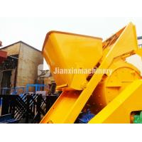 China New type high quality widely used js500 self loading concrete mixer for sale wholesale